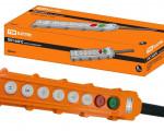 TDM Пульт управления ПКТ-60ПС Пуск/Стоп/вверх/вниз/влево/вправо/вперед/назад IP54 SQ0706-0009