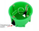 Коробка установочная СП 68x45 для г/к HEGEL КУ1201
