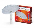 Светильник светодиодный COMFORT DREAM 60Вт 230В 3000-6500К 4800лм 500x90мм с пультом ДУ IN НОМЕ 4690612025964