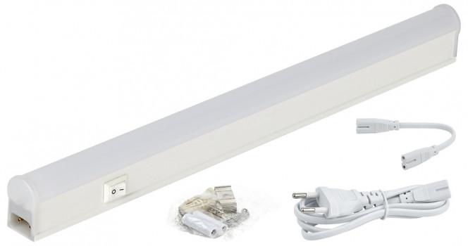 Светильник (ЛПБ)РLЕD T5i PL 450 LED 6Вт 6500К IP40 180-265В Т5 пластик JazzWay 1036278