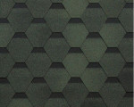 ШИНГЛАС Оптима зеленый 3м2