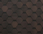 ШИНГЛАС Оптима коричневый 3м2